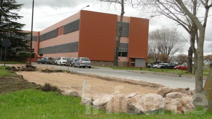Construirán paradas de micros en el Complejo Universitario
