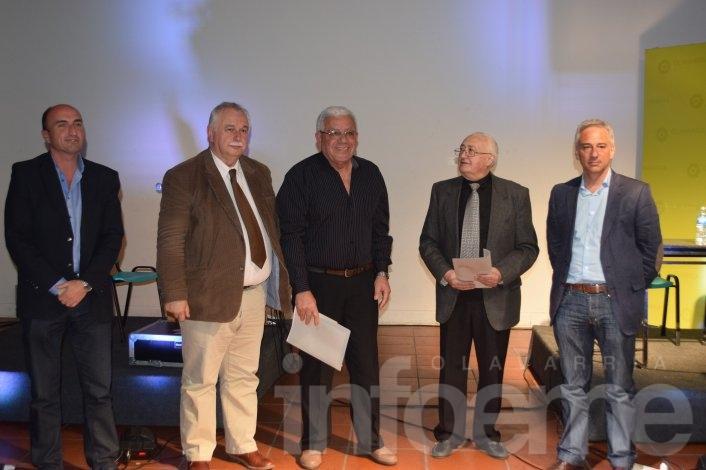 """""""Honor al mérito ciudadano"""" para cuatro reconocidos olavarrienses"""