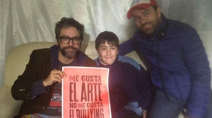 Antes de Olavarría, Liniers se encontró con Juan Sánchez