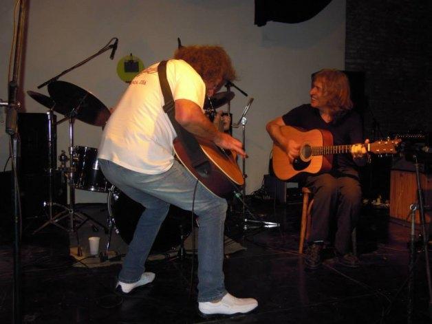 """Carlos """"Bebe""""  Zubeldía: """"el rock es un estilo de vida, me acompañó siempre"""""""