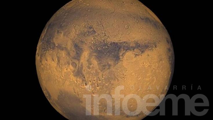 La NASA confirmó que hay pruebas de agua líquida en Marte