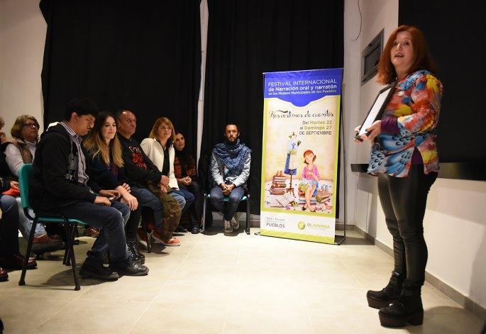 Más de 4000 personas acompañaron a los narradores por Olavarría y las localidades