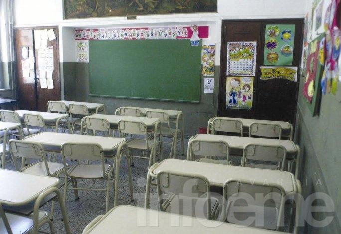 Sin clases este miércoles por jornada de perfeccionamiento docente