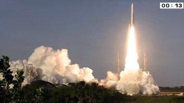 Lanzaron el satélite argentino Arsat-2