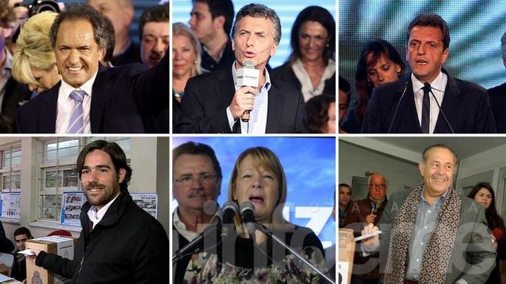 Los spots de los candidatos presidenciales