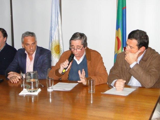 Se realizó el lanzamiento oficial de la Expo Olavarría 2015