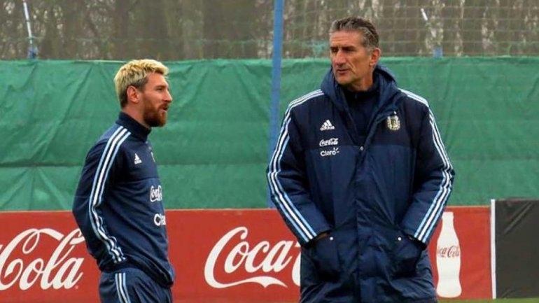 Con el debut de Bauza, Argentina ante Uruguay