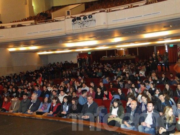 Más de 400 jóvenes debatieron en el Parlamento Juvenil del Mercosur