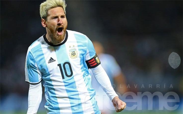 Argentina le ganó a Uruguay y es líder