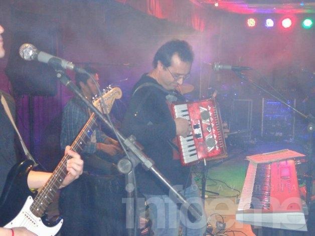 Walter Montero otro músico que participará de Hola Canto