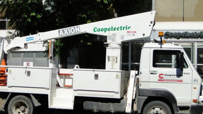 Coopelectric: Interrupción de servicio en Colonia Hinojo