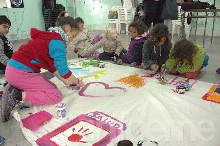 Día del Niño en Sociedad de Fomento 12 de Octubre