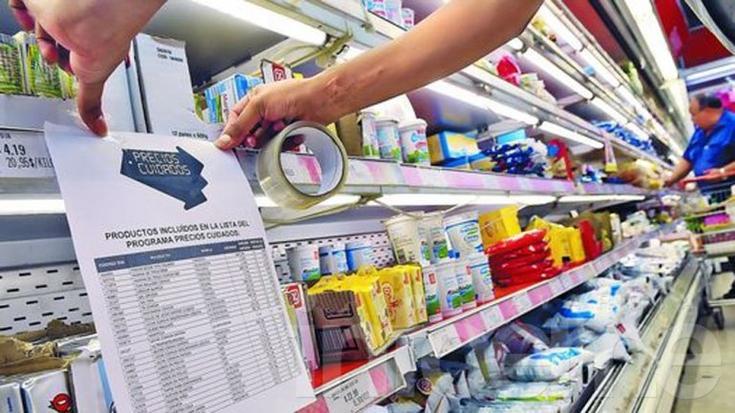 Precios cuidados: 530 productos y subas promedio de 2,49%