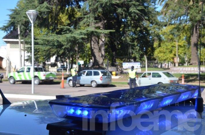 Numerosas infracciones a conductores y al transporte público