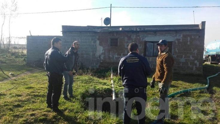Caso Palahy: Allanaron casa del acusado pero no encontraron el arma