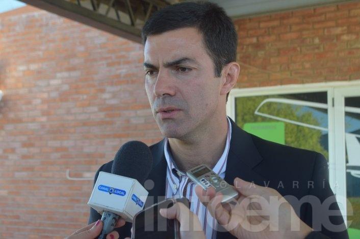 El Gobernador de Salta, Juan Manuel Urtubey pasó por Olavarría