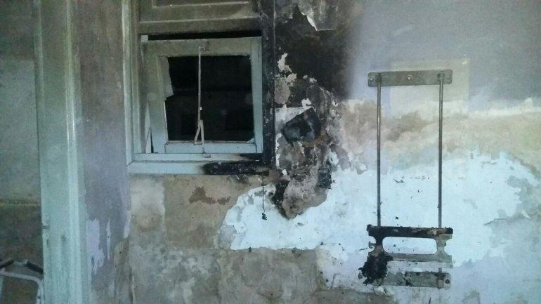 Incendio en Hospital de Espigas fue apagado por su personal
