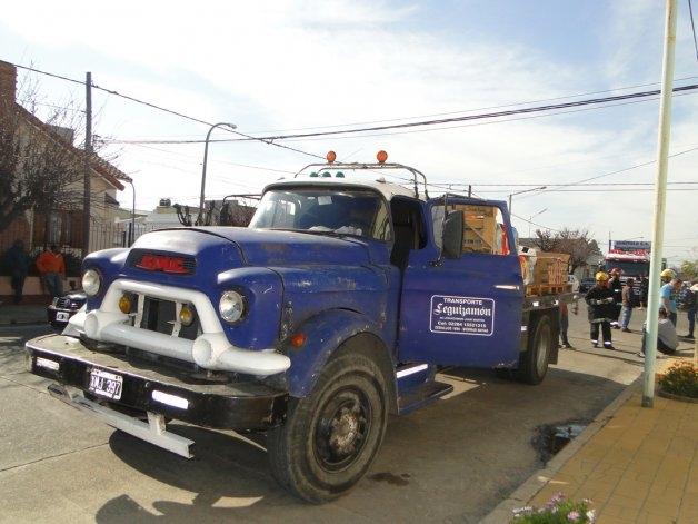 Labran acta de oficio al conductor del camión que chocó con ambulancia