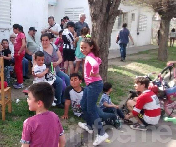 La Sociedad de Fomento 10 de junio festeja el día del niño