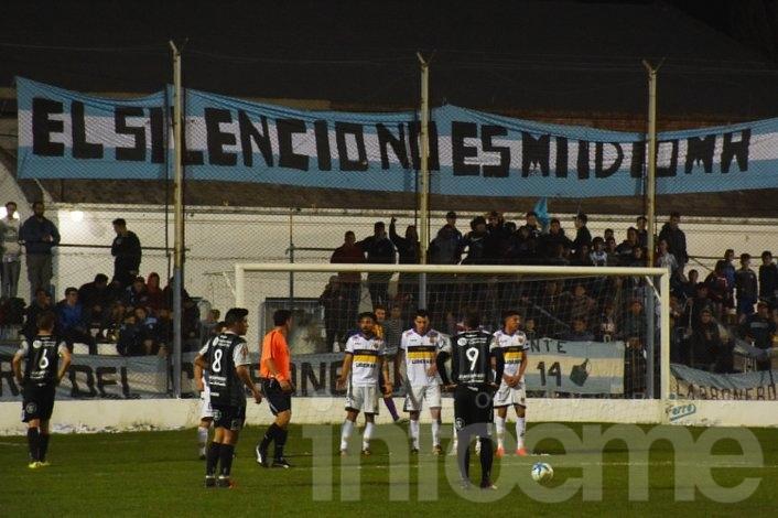 Ferro buscará sumar en Bahía Blanca