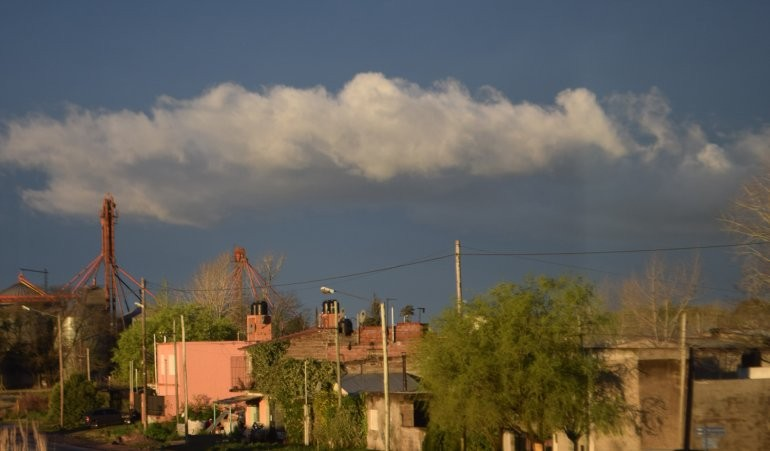 Continúa el alerta meteorológico por tormentas intensas y caída de granizo