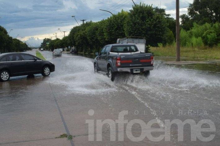 El Intendente Galli suspendió las clases por alerta meteorológico
