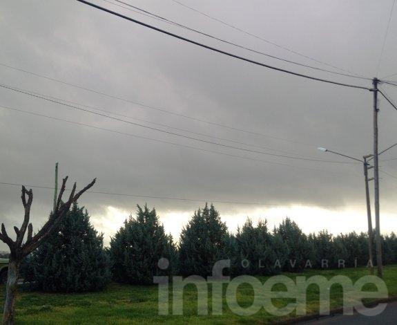 Sigue el alerta por vientos: prevén los más intensos para la tarde