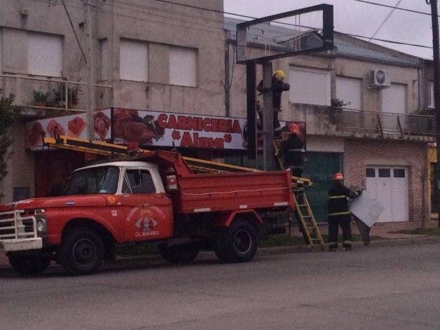 Las imágenes del martes 13 en Olavarría