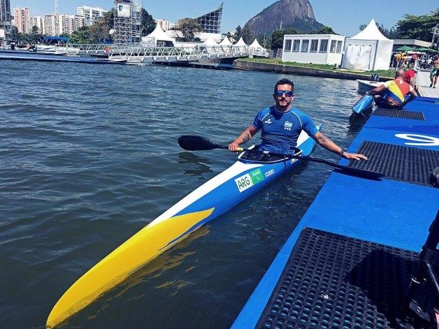 Díaz Aspiroz es finalista de los Juegos Paralímpicos