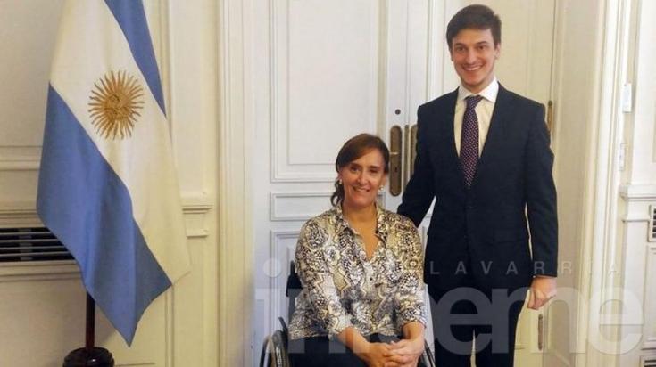 Parecido a Olavarría: Michetti echó a funcionario que insultó a Cristina