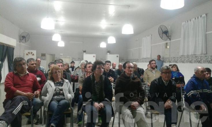 Elección de delegados: el massismo recorre localidades