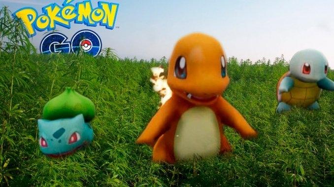 Jugaba al Pokémon Go y descubrió una plantación de cannabis