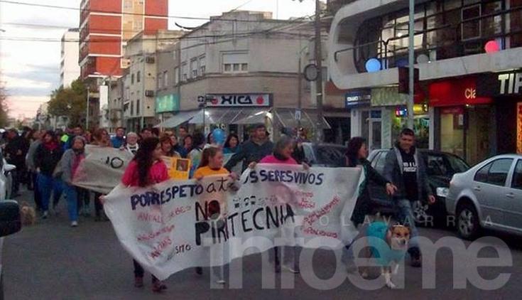 """Prohibición de la pirotecnia: """"Olavarría es la ciudad de las eternas contradicciones"""""""