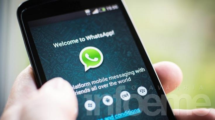 WhatsApp ahora pedirá el mail del usuario