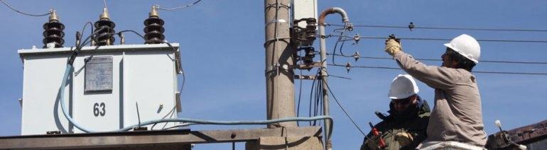 Interrupciones del servicio eléctrico