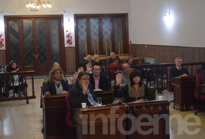 Tucura: se realiza la Asamblea de Mayores Contribuyentes
