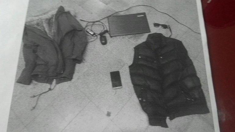 Un joven entró a robar en una casa y lo atraparon a las cuadras