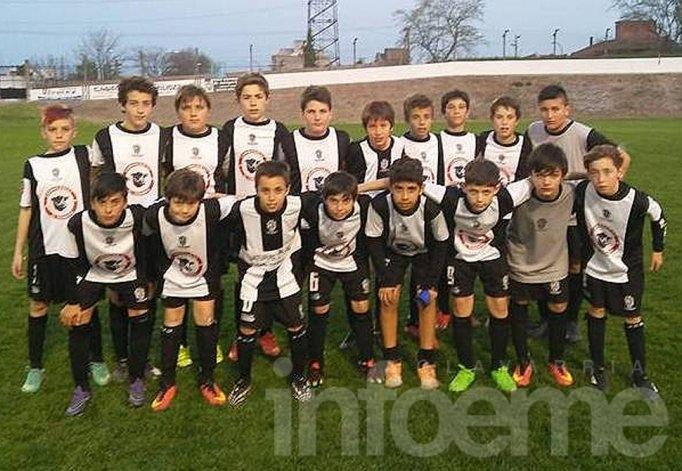 Los chicos jugaron por el Torneo Provincial Esperanza