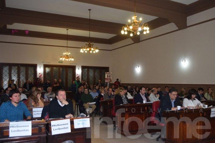 Tucura: aprueban Ordenanza que declara la Emergencia Agropecuaria