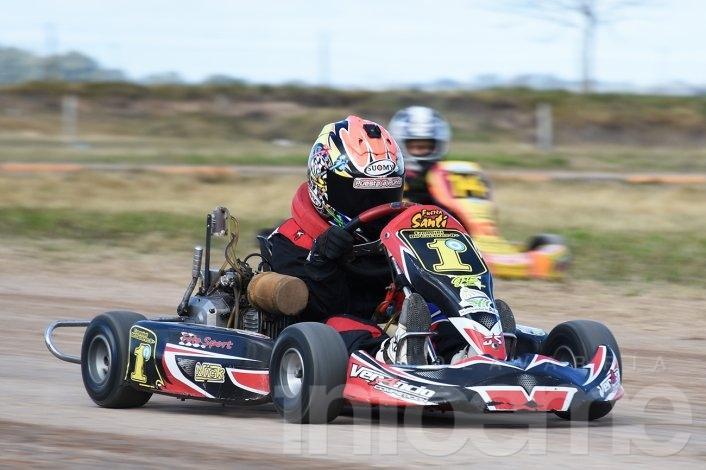 """El karting disputa el """"Gran Premio Municipalidad de Olavarría"""""""