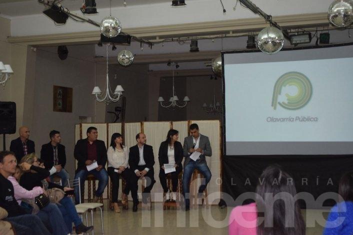 "Se presentó ""Olavarría Pública"", espacio de participación política"
