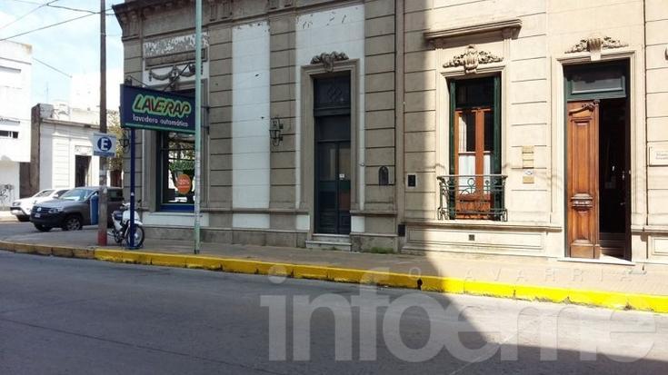 Trasladan parada del colectivo del ex Banco Edificadora