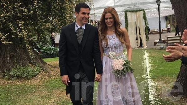 """Isabel Macedo y Juan Manuel Urtubey dieron el """"sí"""""""