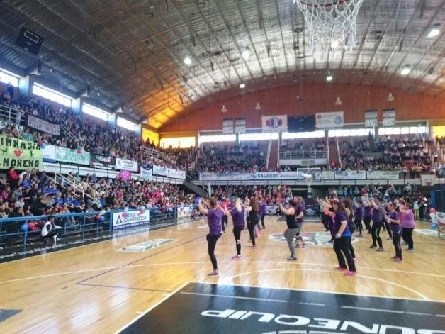 El Mami´s Gym volvió a colmar el Maxigimnasio