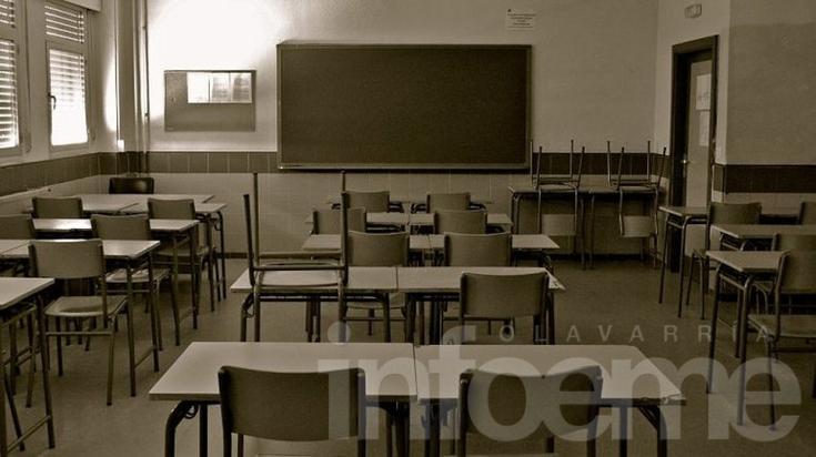 Alto acatamiento al paro en las escuelas