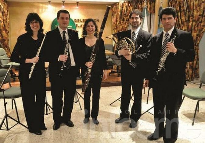 """Nuevo concierto de """"Vientos de Olavarría"""""""