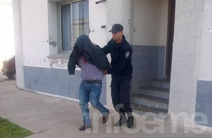 Atraparon a un hombre con pedido de detención