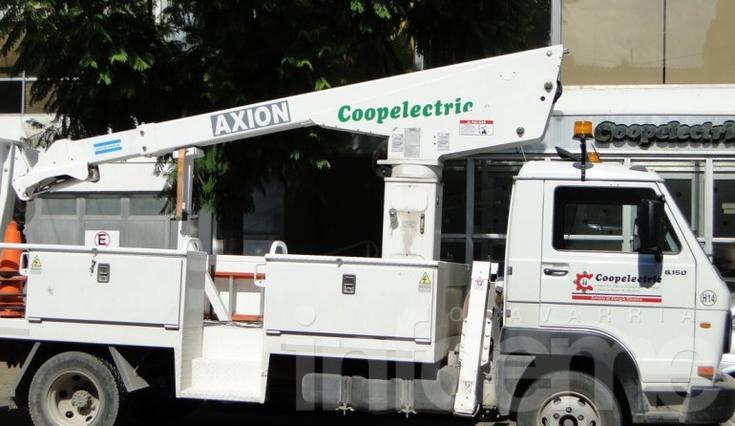 Interrupción en el servicio eléctrico