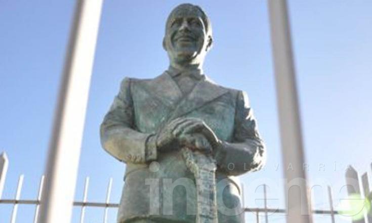 El monumento a Carlos Gardel será reubicado