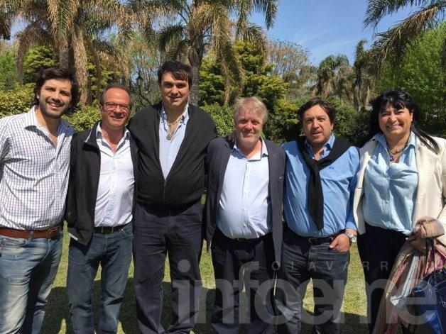 Se reunieron referentes del Peronismo en Cañuelas